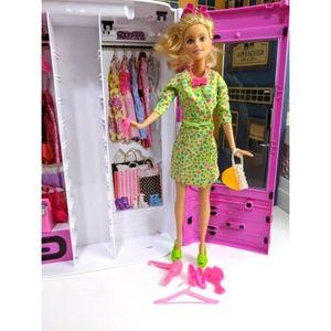 Barbie Doll Plus Accessories